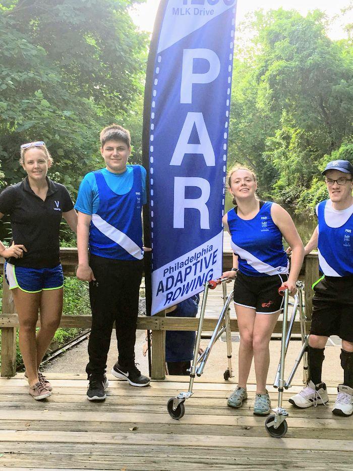 PAR Phila Adaptive Rowing