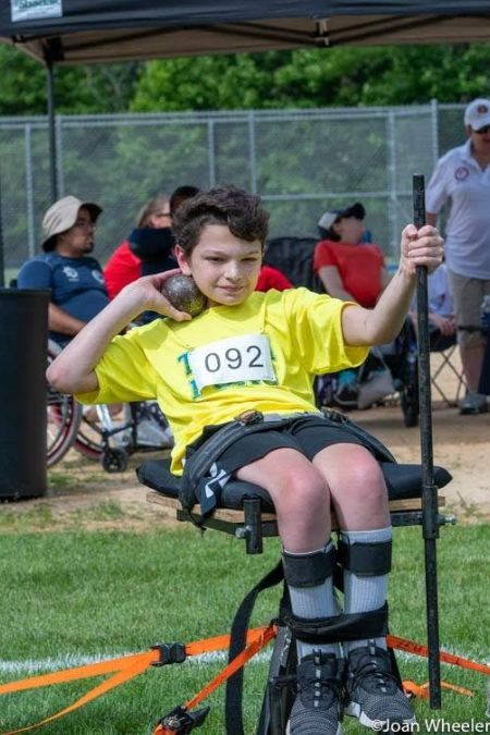 adapted sports for kids