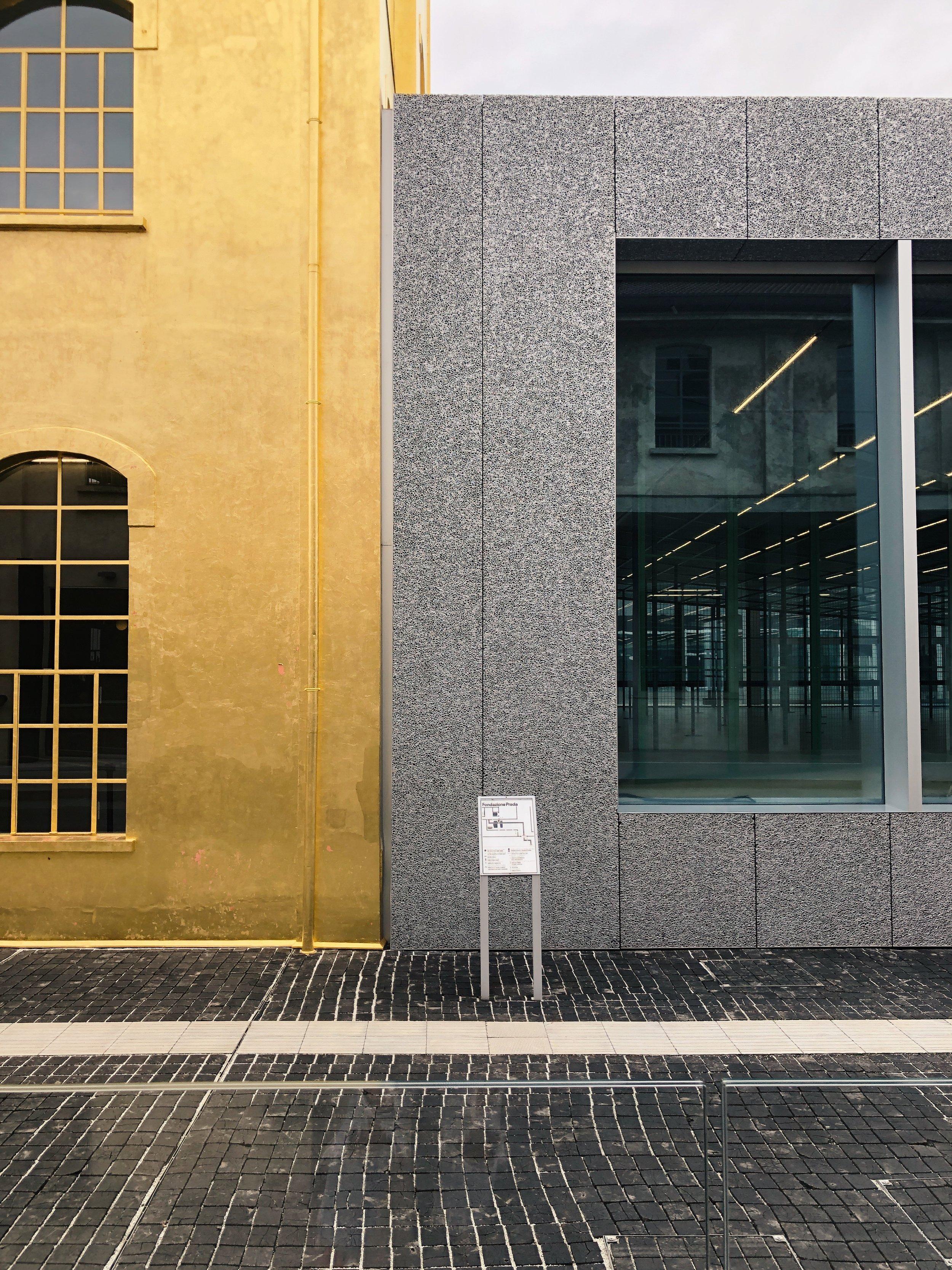Fondazione Prada  Largo Isarco, 2, 20139 Milano MI, Italy