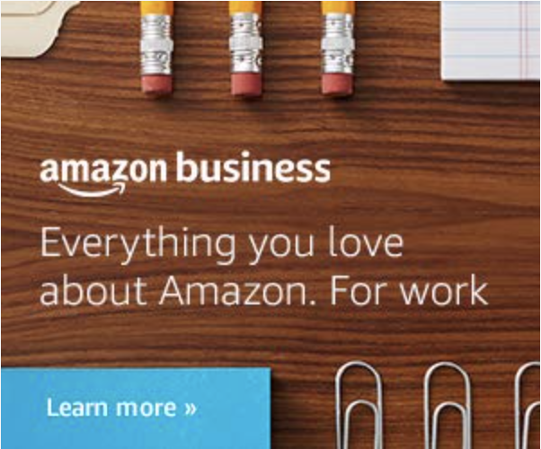 Business Owners who spend more than $150 monthly you need an Amazon for your Business account.