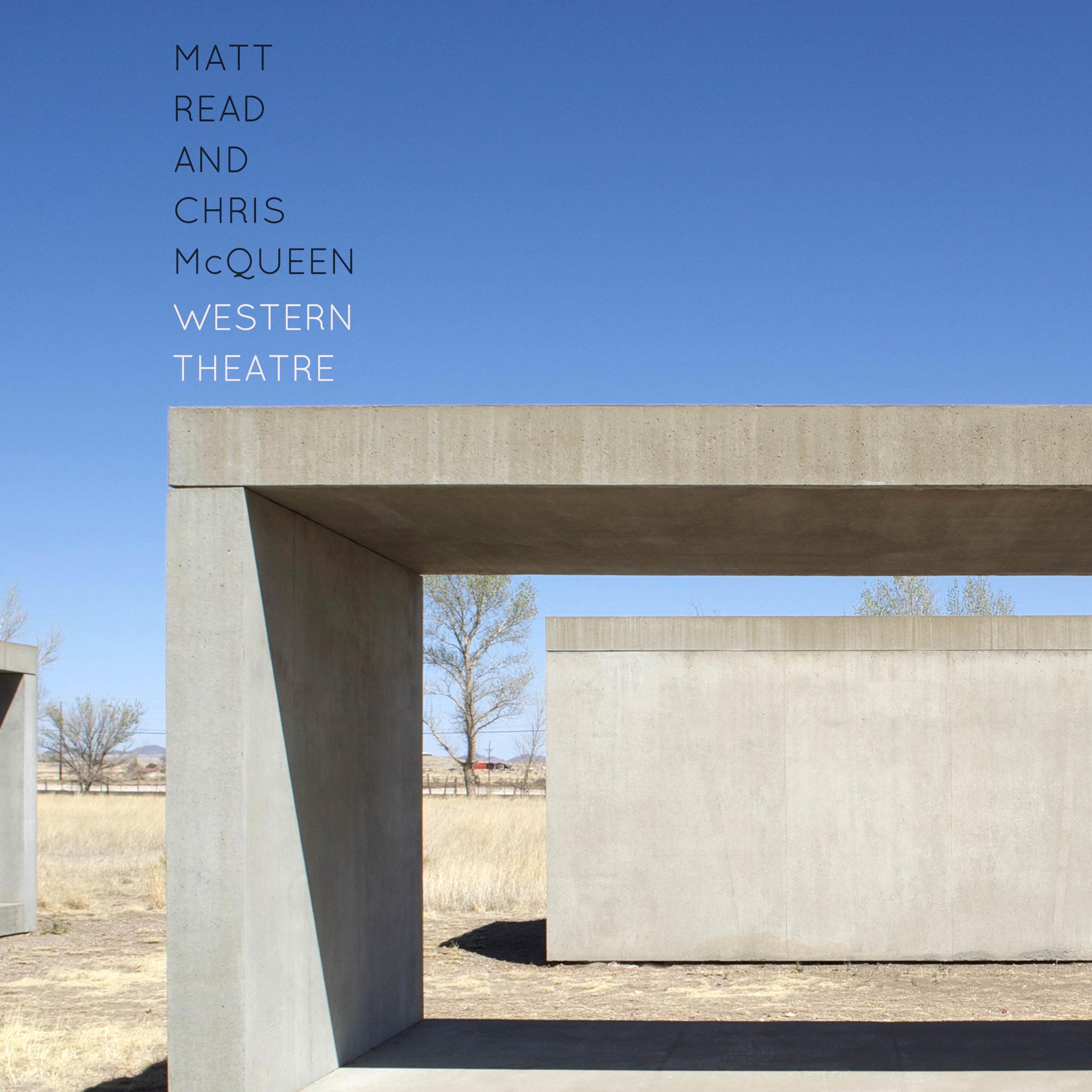 Western Theatre (album artwork) -