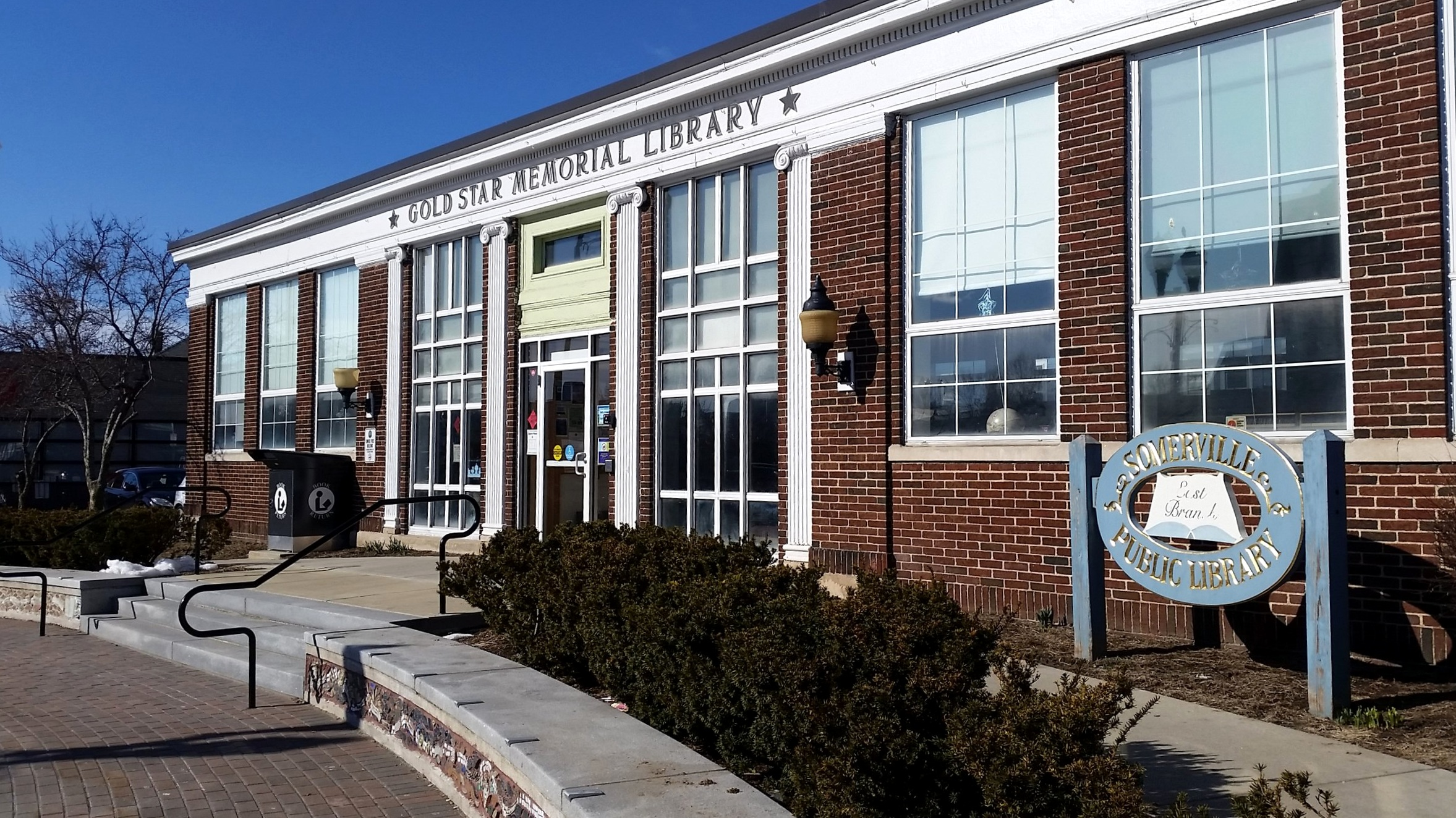 The Somerville East Branch Public Library