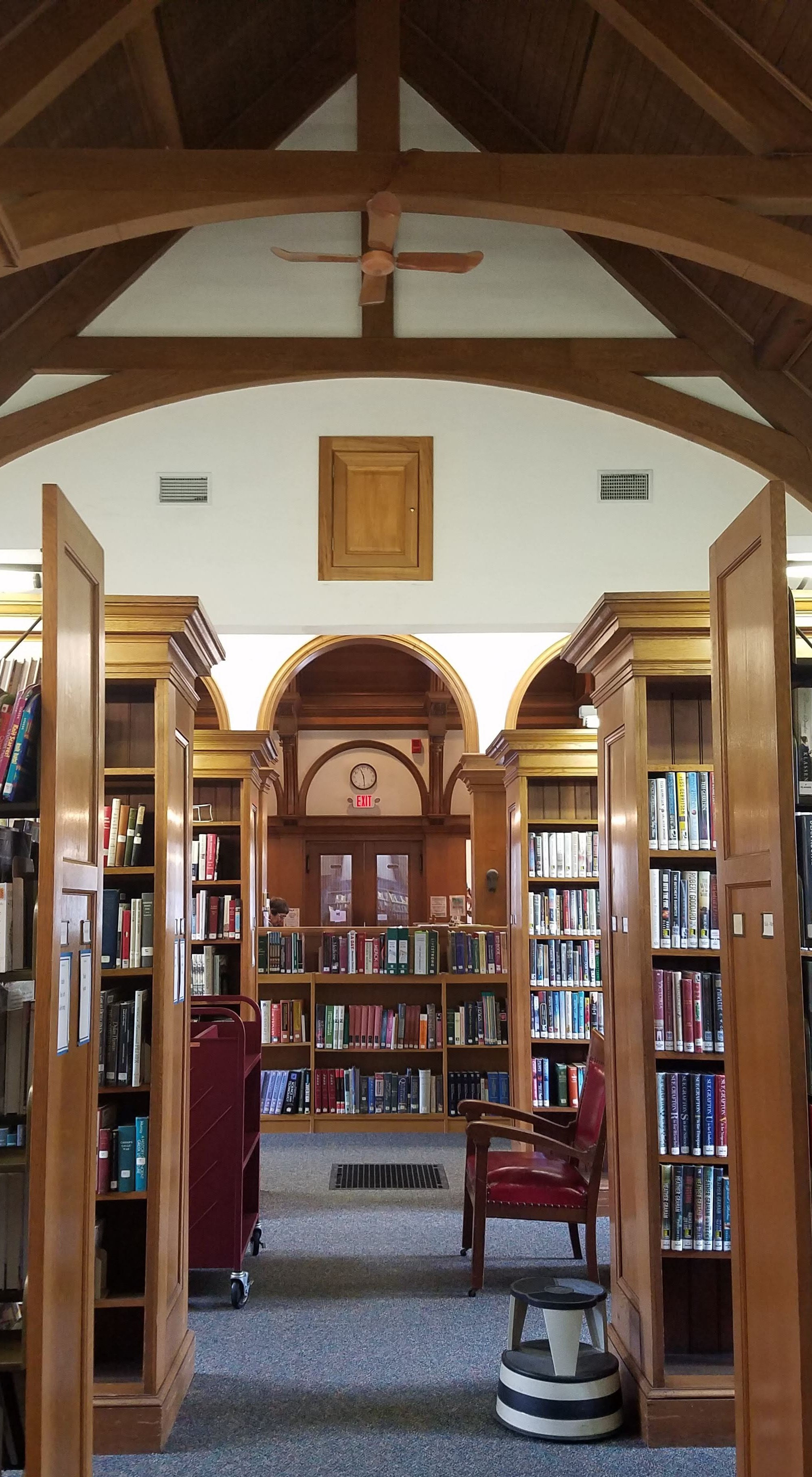 The Bancroft Memorial Library
