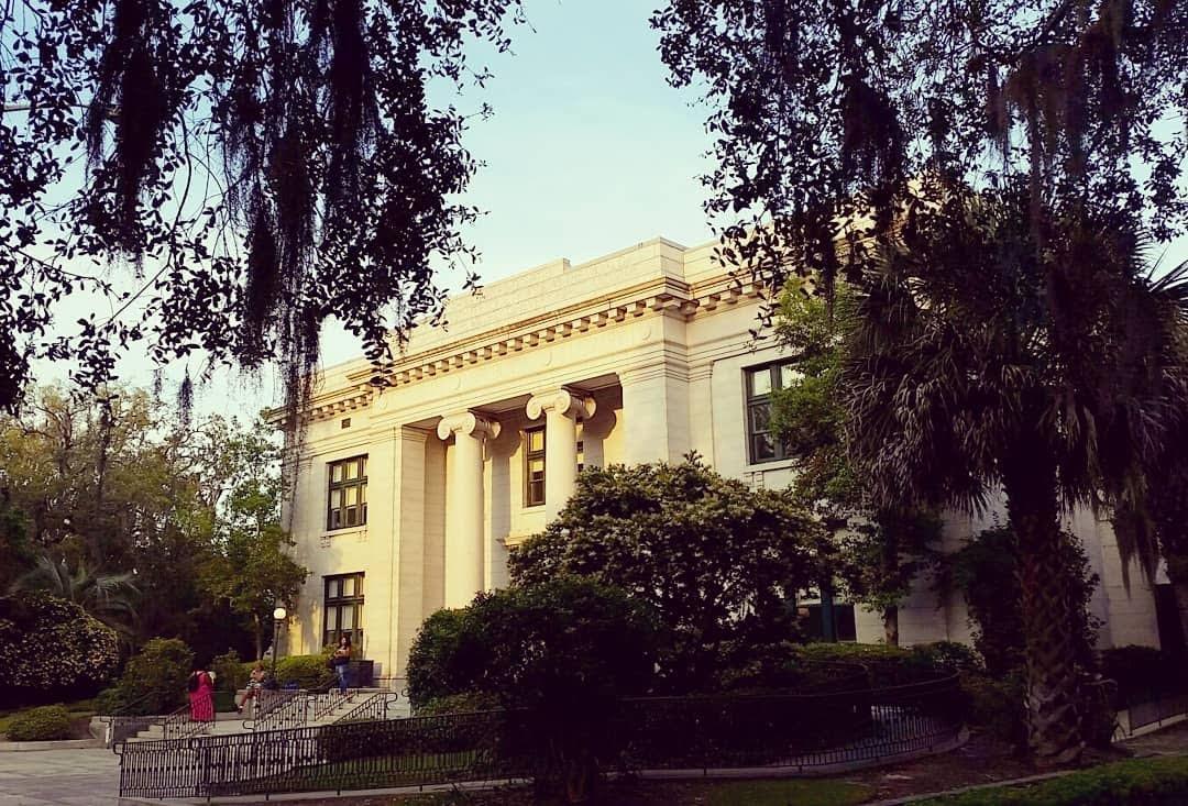 The Bull Street Library