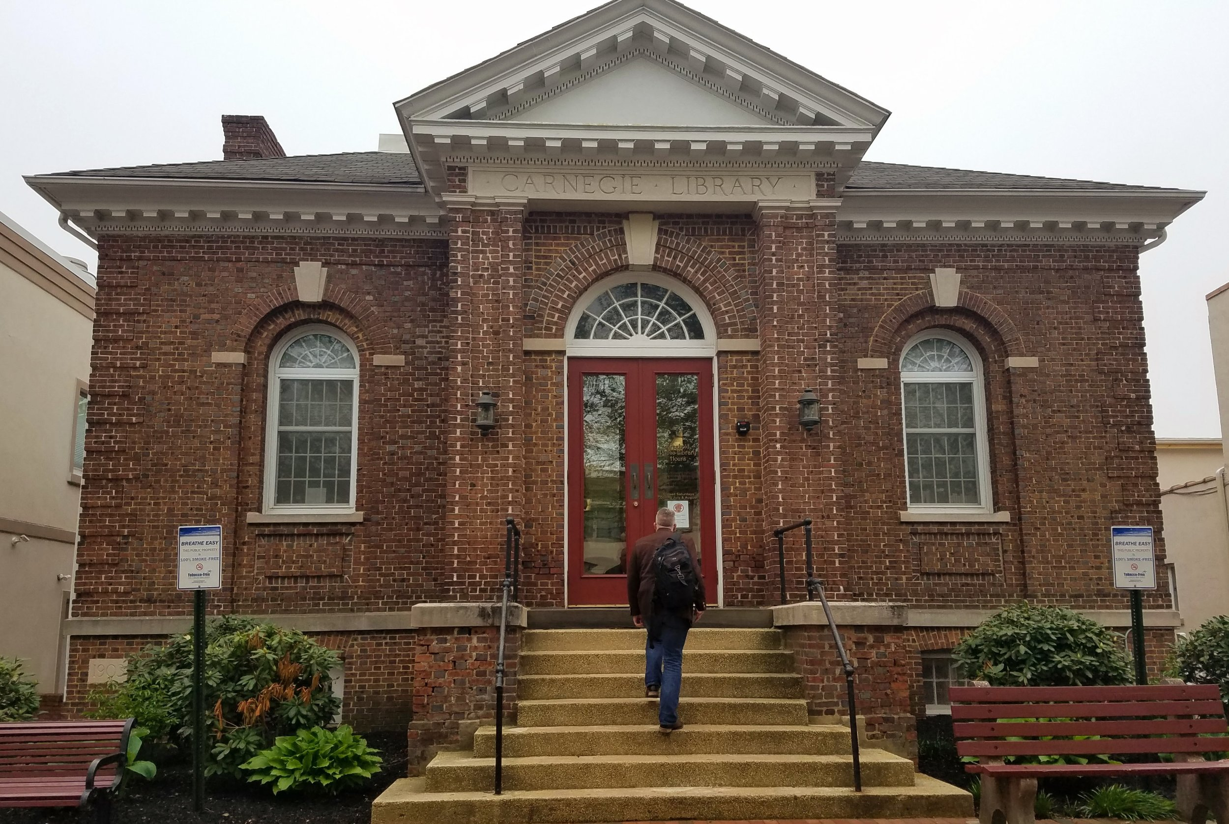 The Freehold Public Library