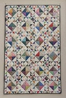 A quilt in Winchester.
