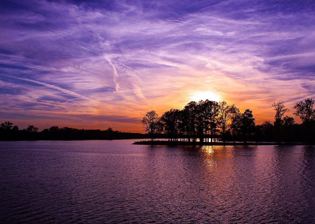 Crab Orchard Lake by Ryan Zeigler