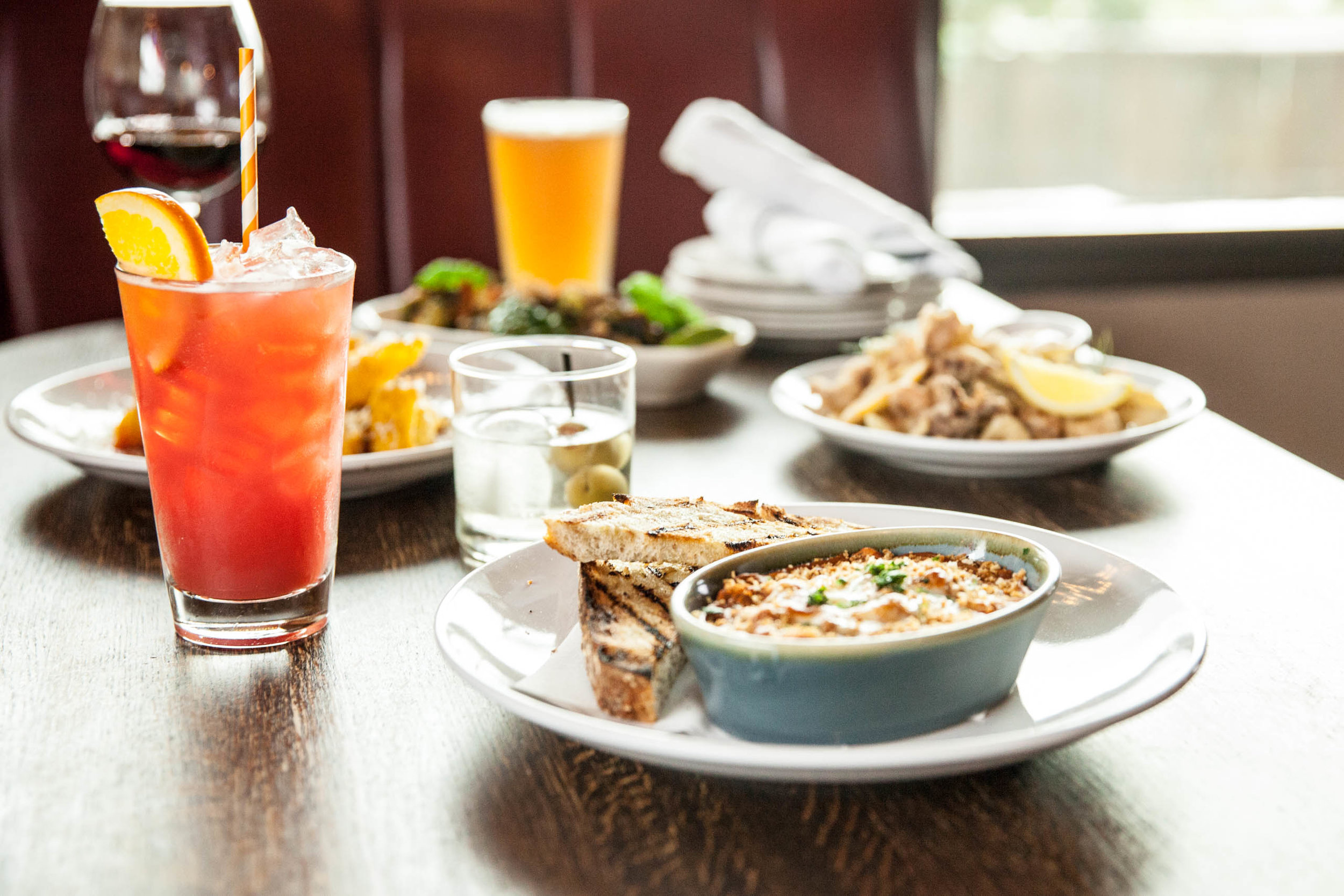 Happy Hour - Incredible food. Refreshing drinks. Irresistible prices.
