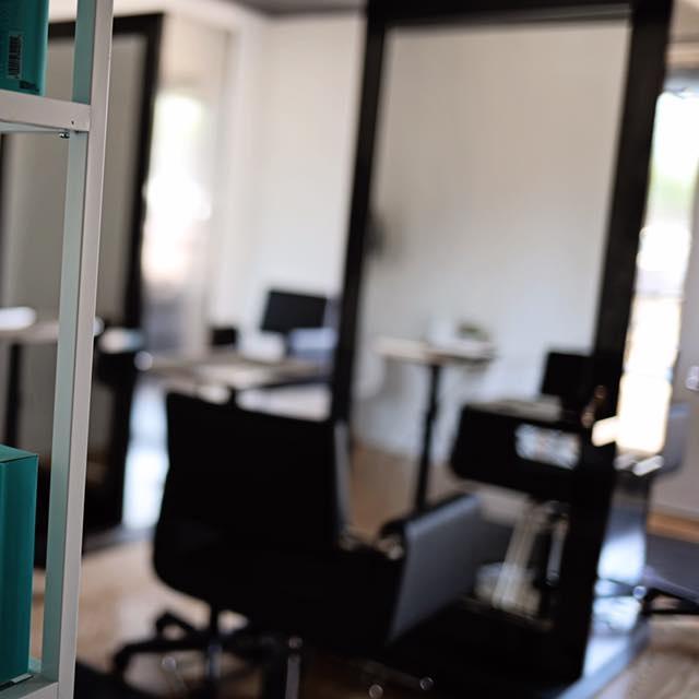 Salons + Barber Shops -