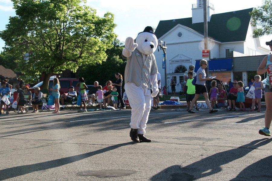Manitou Days Grand Parade -