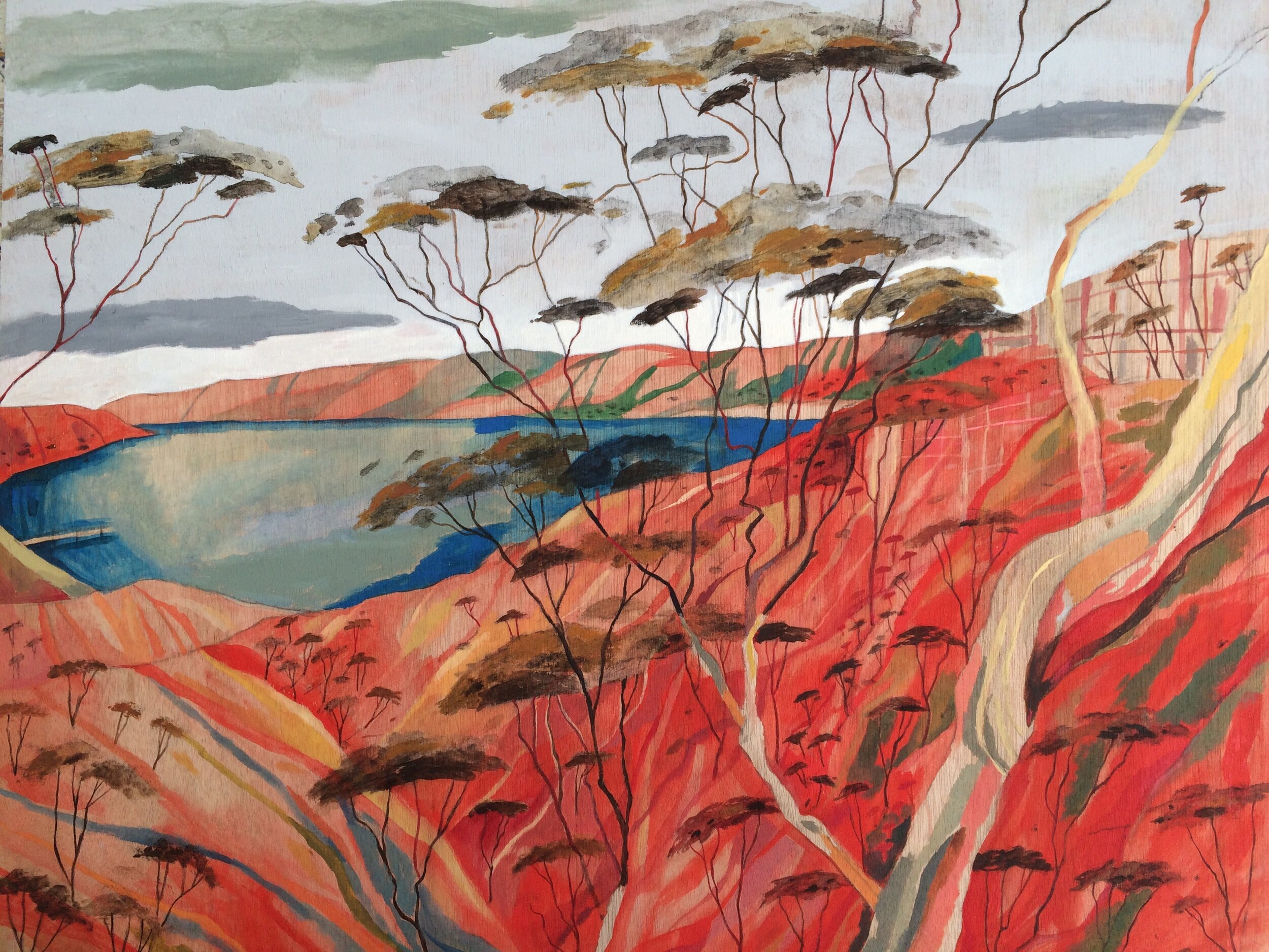 BWaters_Red Valley Pittwater_63x51cm_Acryliconboard$1000.jpg
