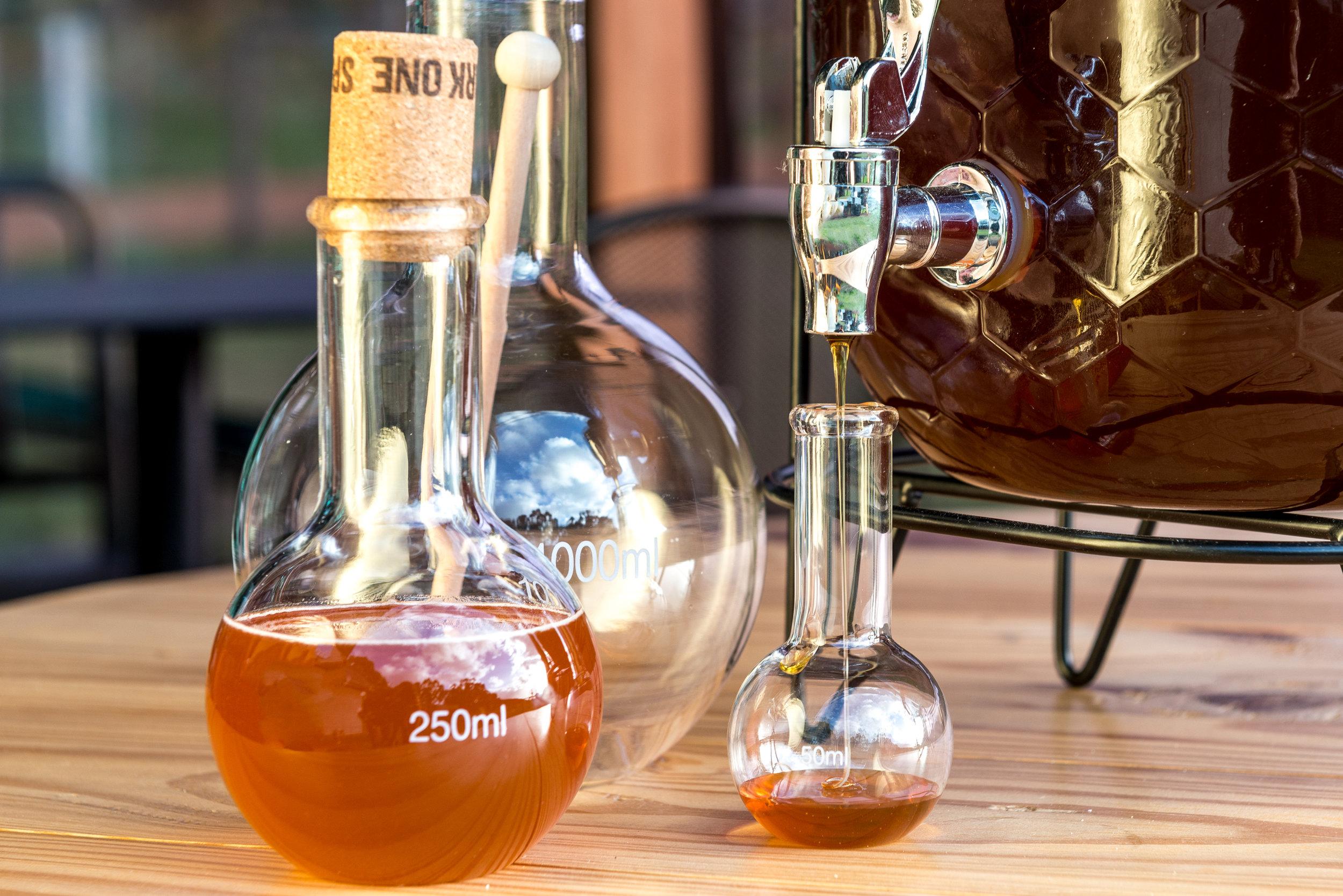 Barnyard Bees honey lab.jpg