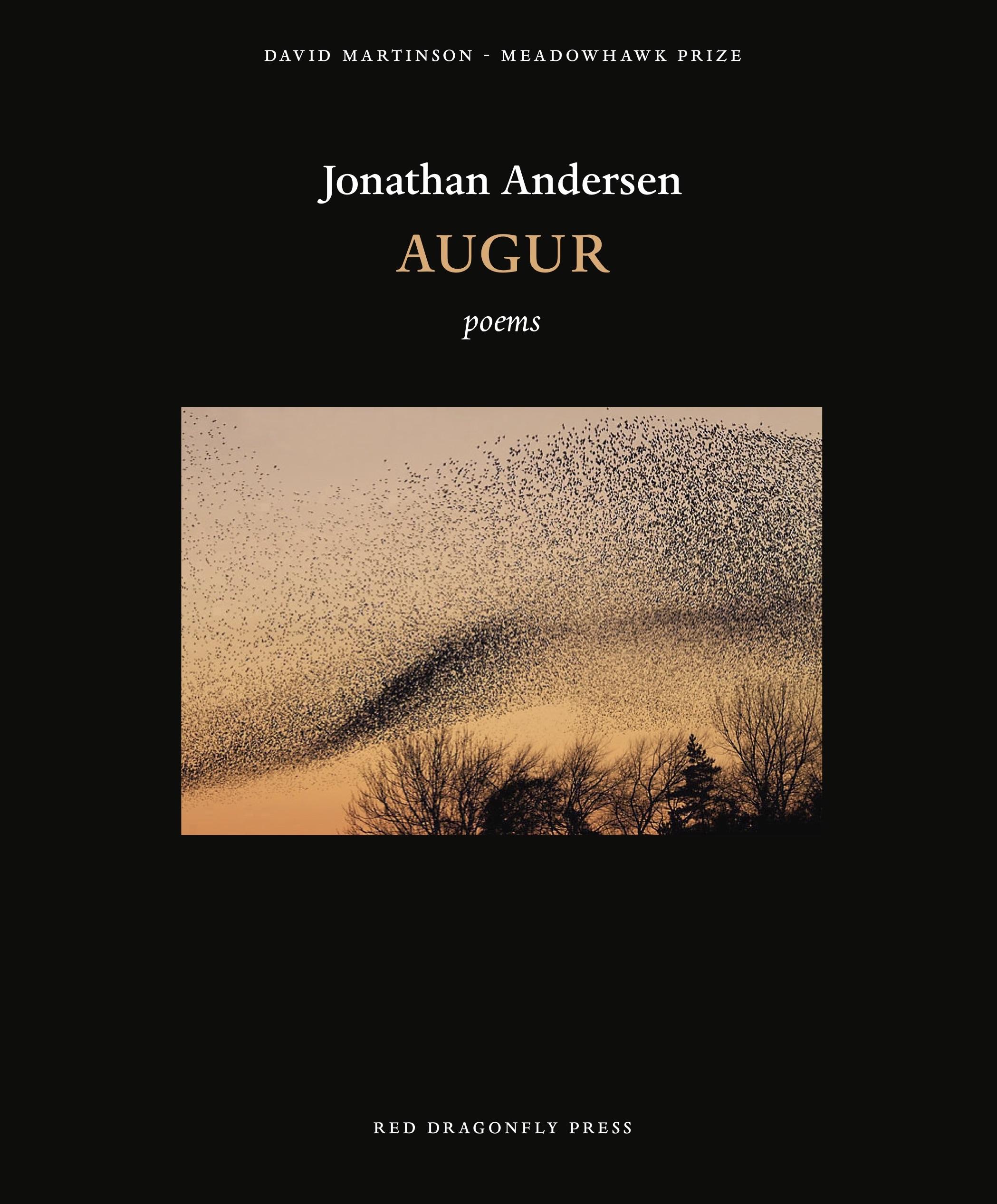 2017 •  Augur  by Jonathan Andersen