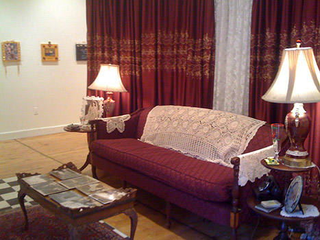 West End Living Room
