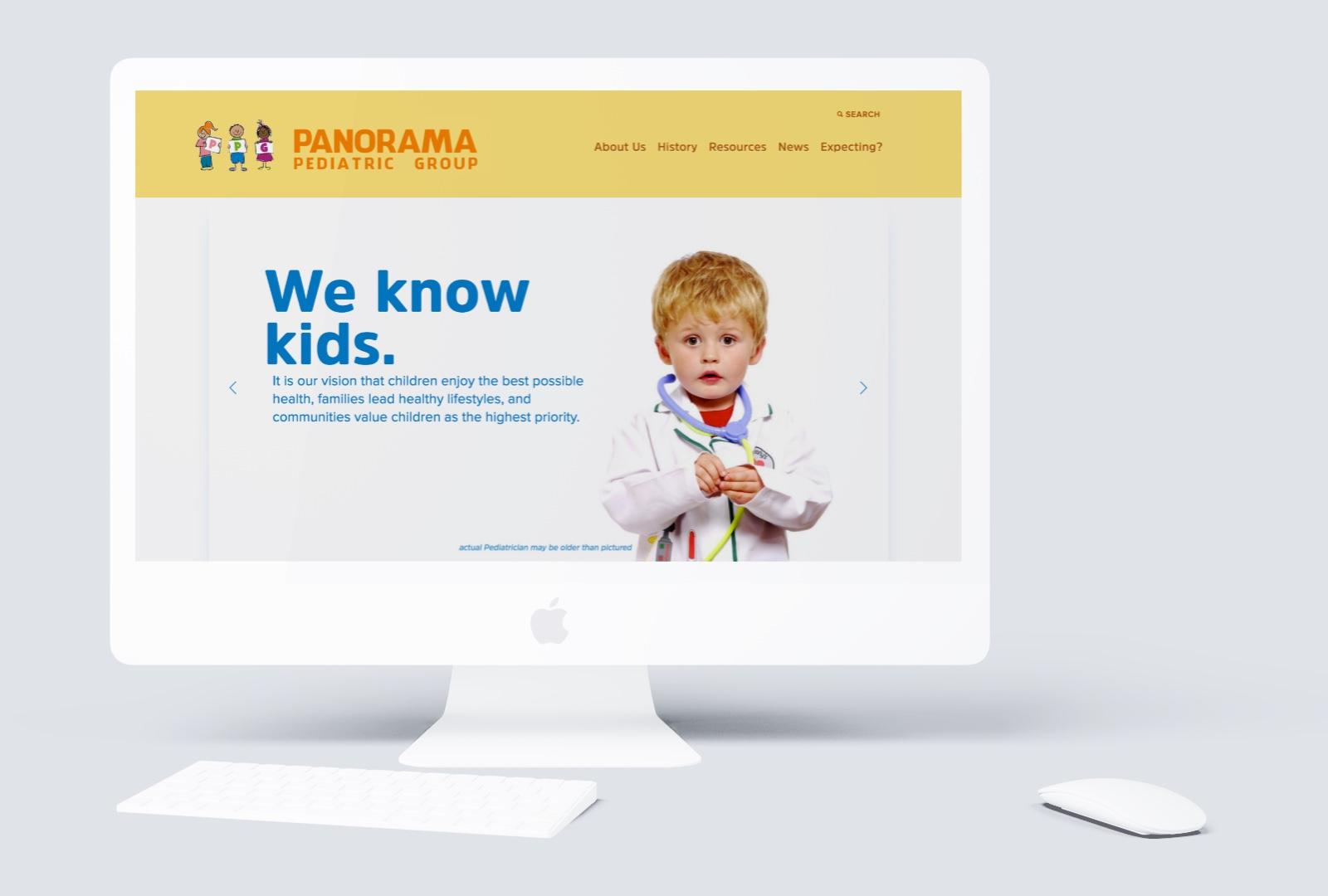 Panorama - We know kids.