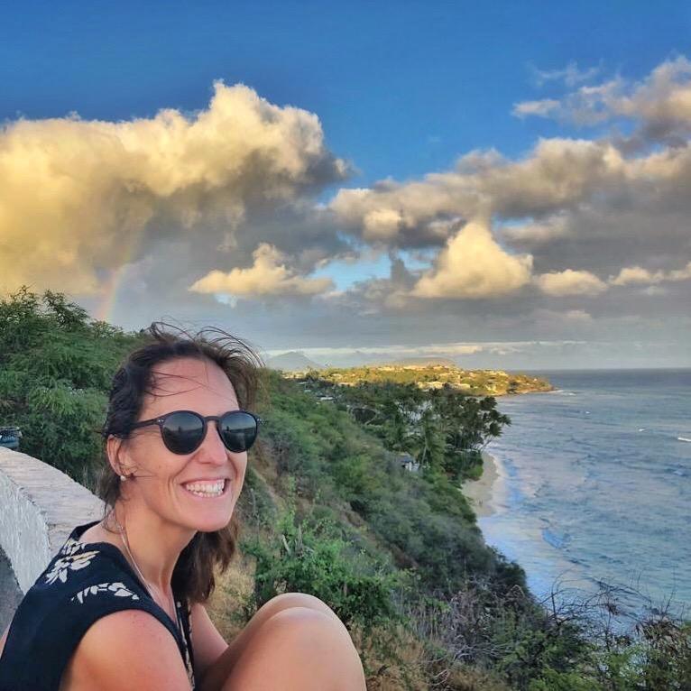 Autumn and the Hawaiian word, Kala (