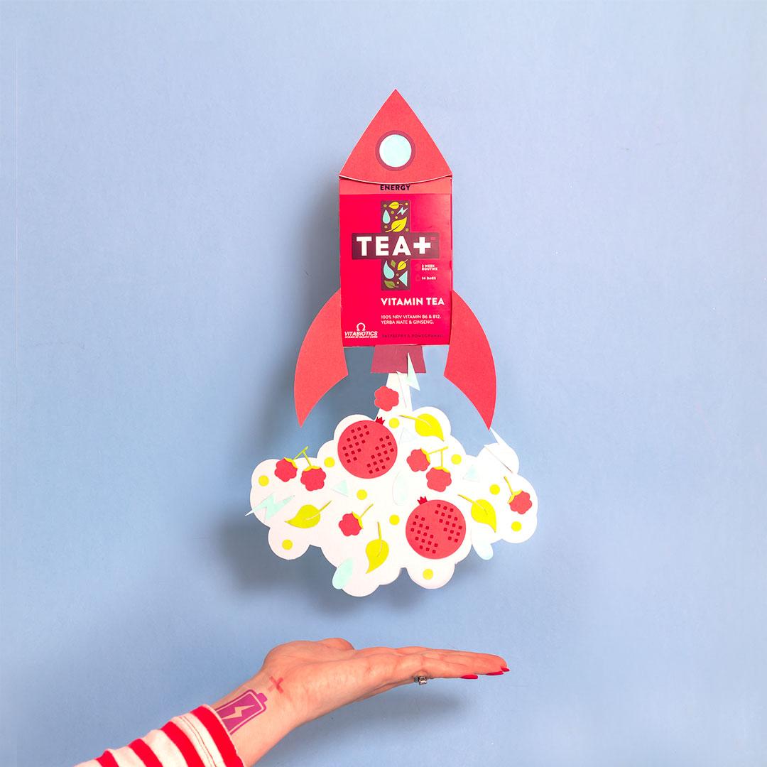 Tea Plus | Creative Photography | Georgie St Clair
