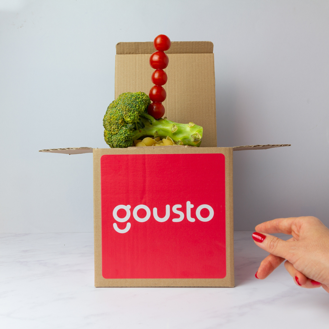 Gousto Cooking Stop Motion Animation Unbox Possibility Campaign | Georgie St Clair