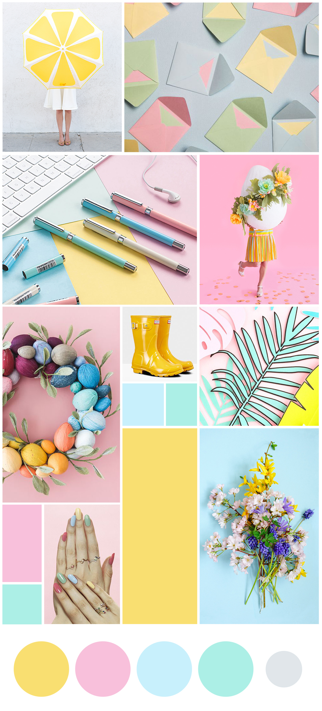 Prop Ideas to Update Your Spring Photography | The Content Designer Blog