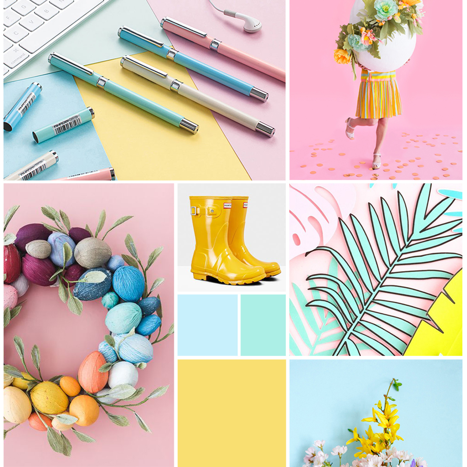11 Prop Ideas for Spring Photography and Styling