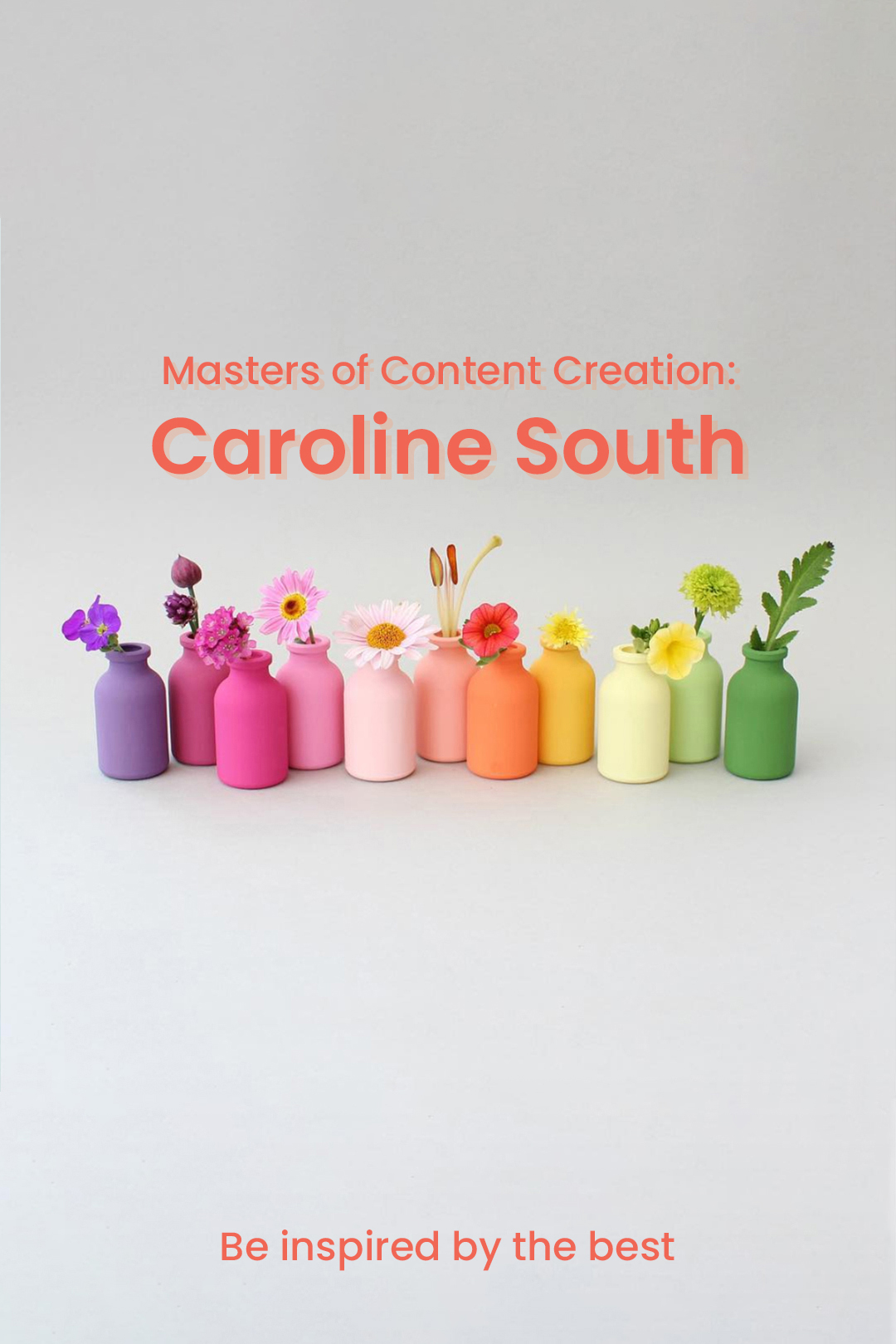 Masters of Instagram Content Creation: Caroline South