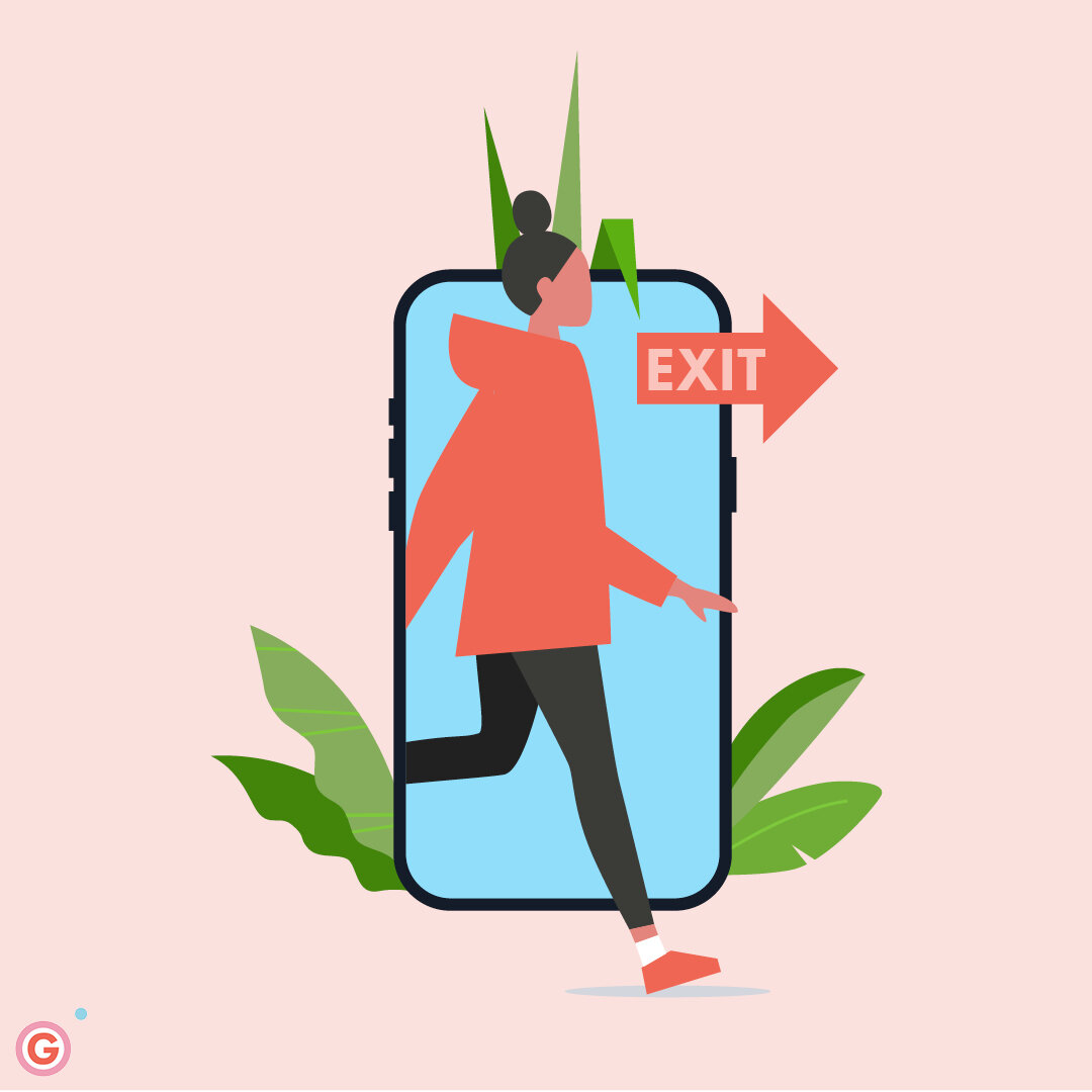 Digital Detox: Reconnect with  Creativity