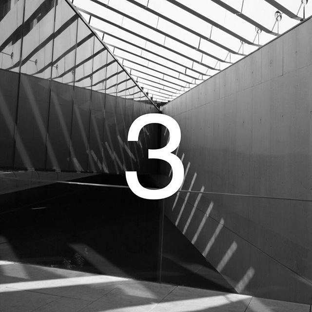 Three!  #humarch2019