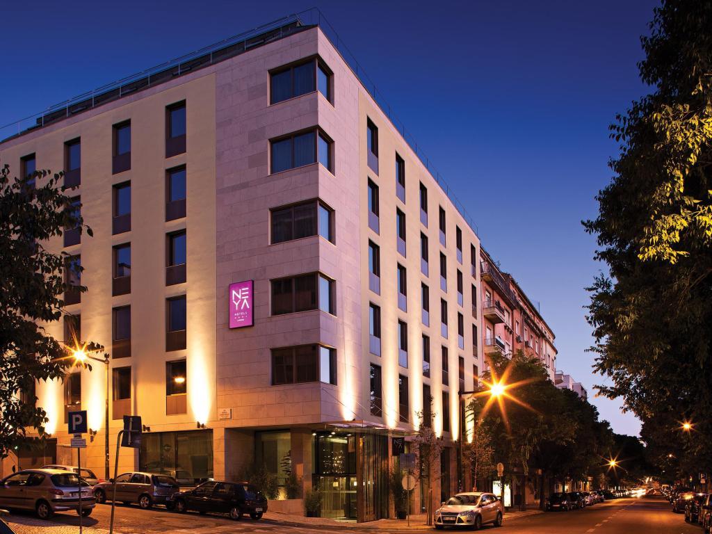 Sustainability at its best! - The Neya Lisbon Hotel