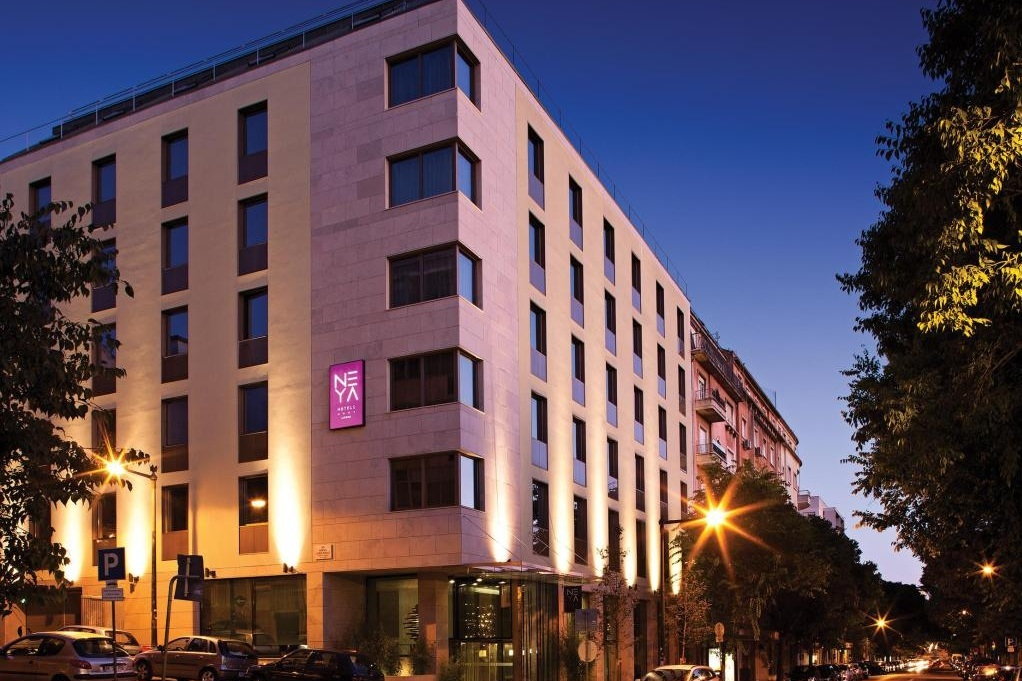 Neya Eco Hotel - Located in the heart of Lisbon, Portugal, the Neya Eco Hotel is the ideal place to kick back and relax in this eco-front runner hotel.