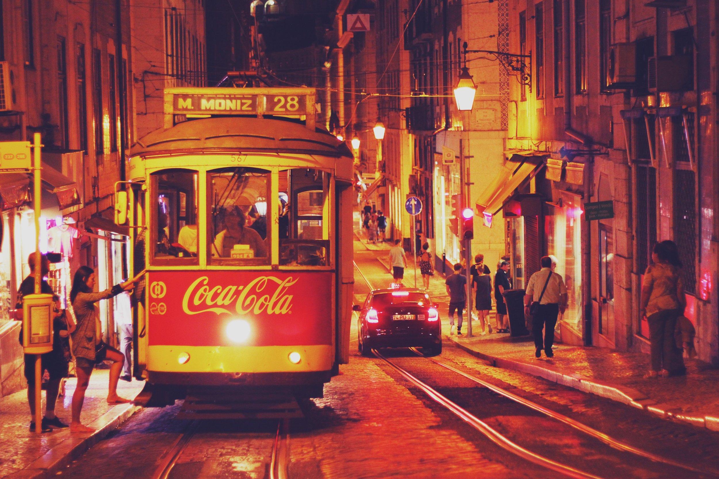 Lisbon area