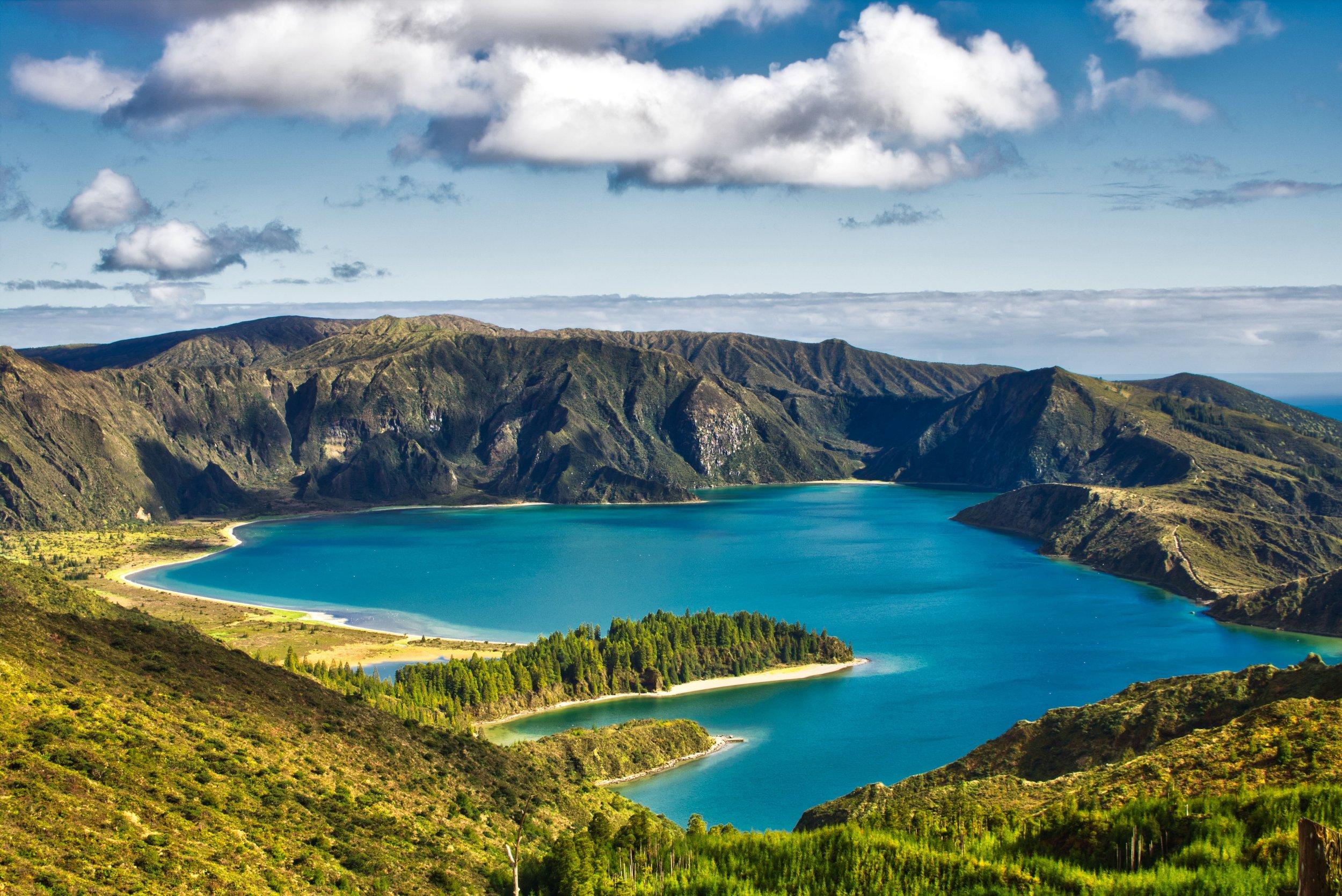 Azores & Madeira