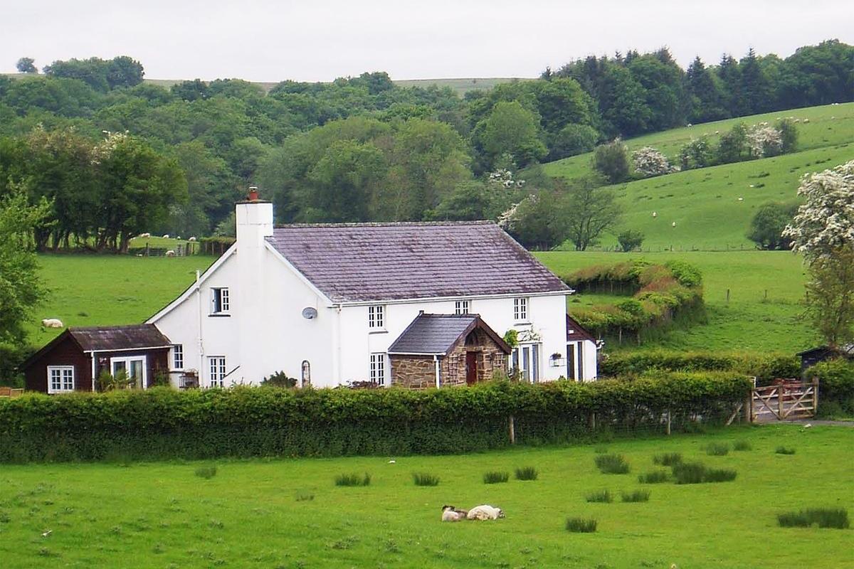 Rhedyn Guesthouse - Builth Wells