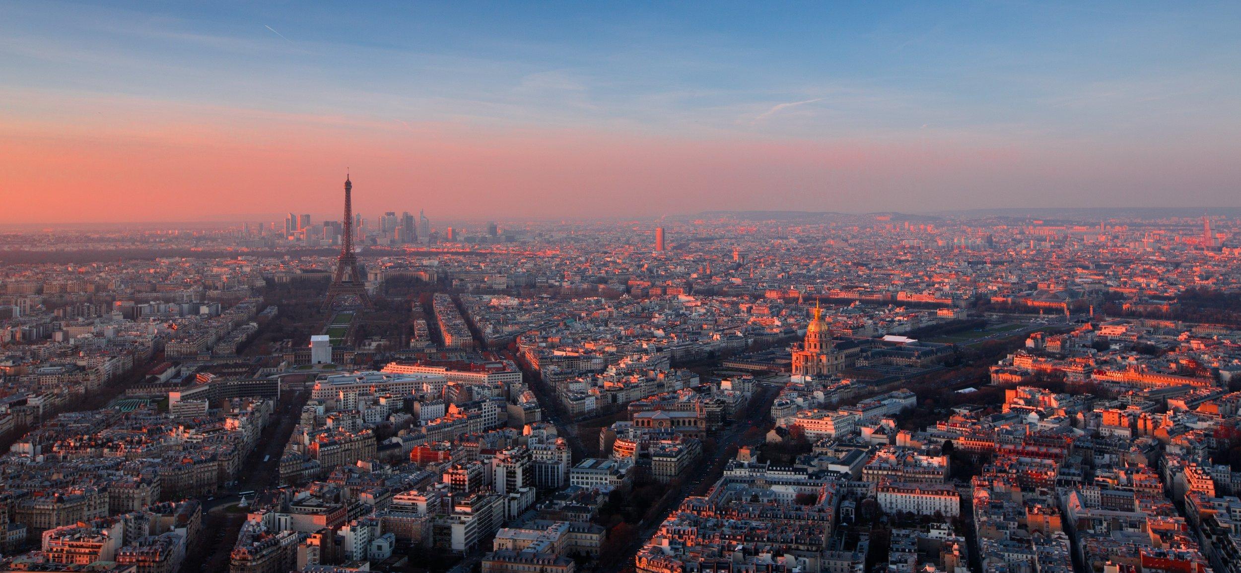 Paris & North East France