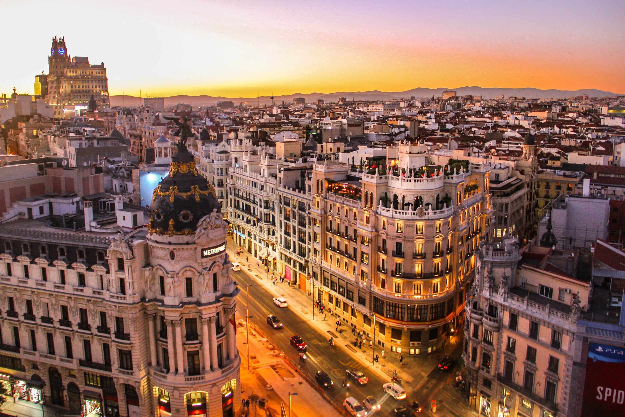 Central Spain & Valencia