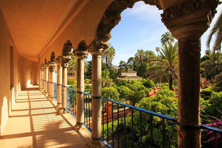 Alcázar of Seville - Visit locations where the Game of Thrones was filmed with this 2-hour guided tour.