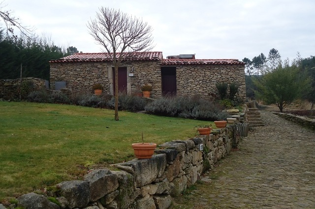 Moinhos da Tia Antoninha - Leomil, Portugal