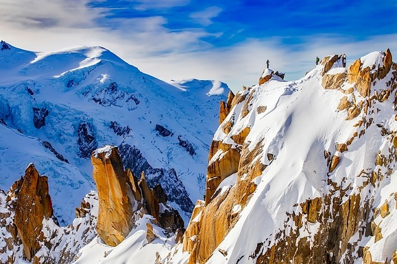 Chamonix Day Trip - Absorb the vivid beauty of Mont Blanc and the French Alps on a day trip to Chamonix from Geneva by open-top bus