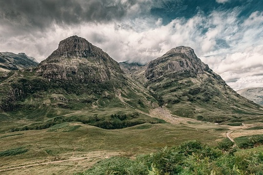The Scottish Highlands, Glencoe, & Loch Ness - This stunning 12 hour tour will show you what Scotland is all about