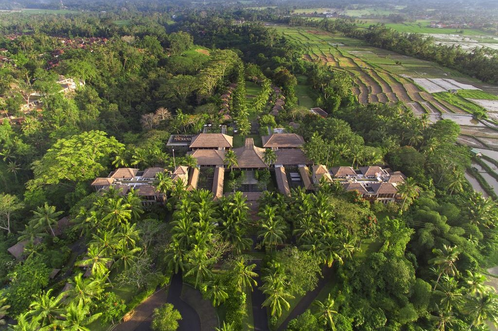 Maya Ubud Resort & Spa Eco resort