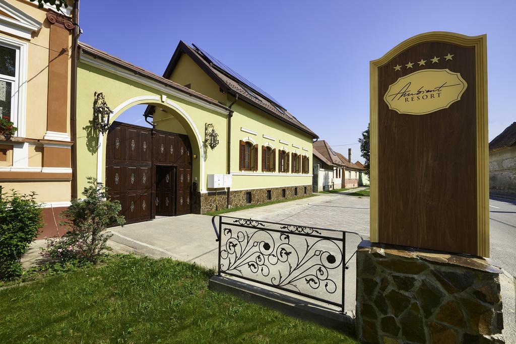 Resort Ambient Romania Eco Hotel Ecotourism.jpg