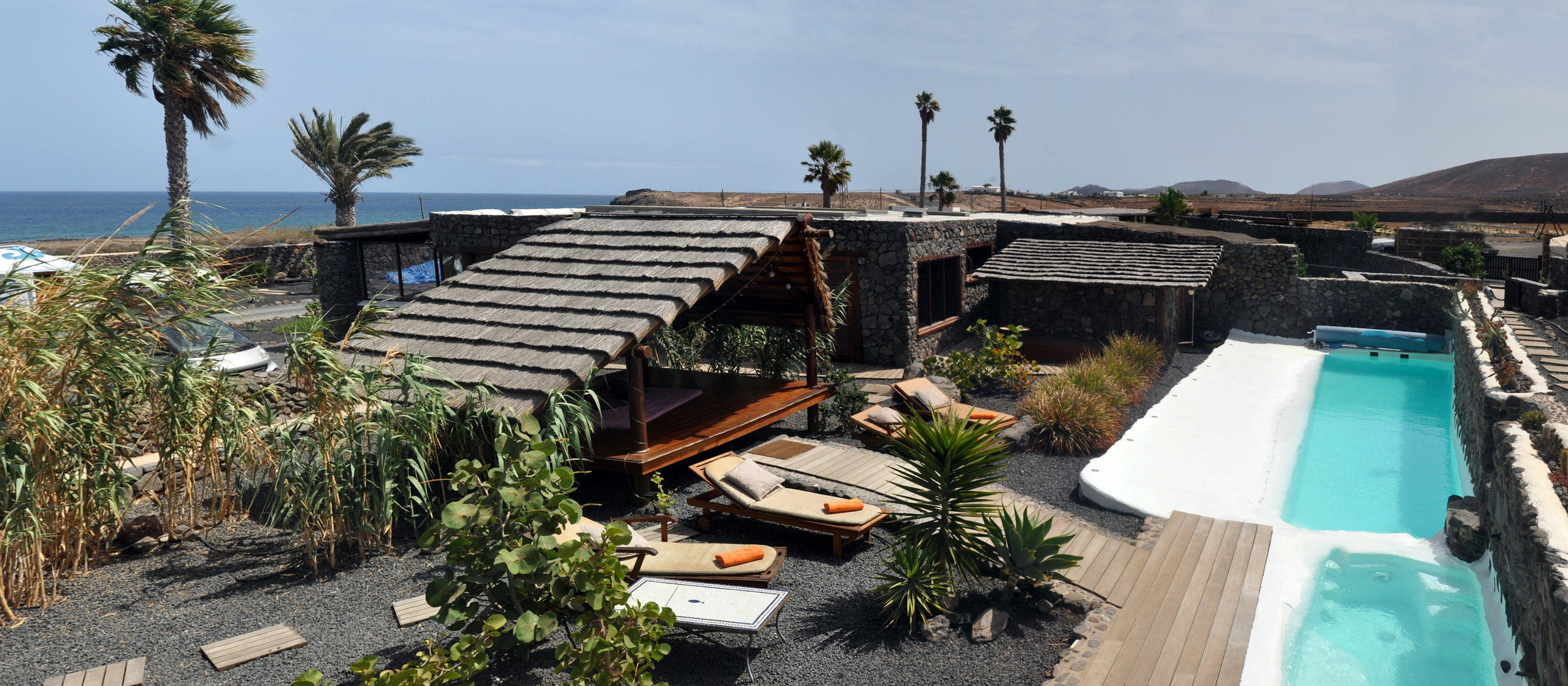 Finca de Arrieta - A resort for relaxation, exploration, and adventures
