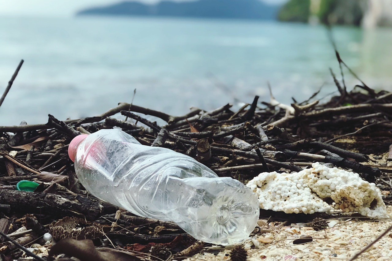 Millions of plastic bottles wash up on coasts all over the world
