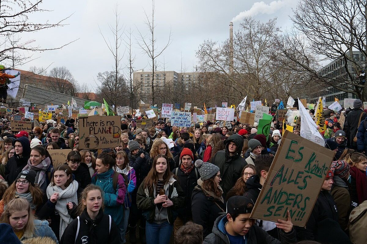Millions of children and young adults around the world have joined Greta in the Global Climate Strike