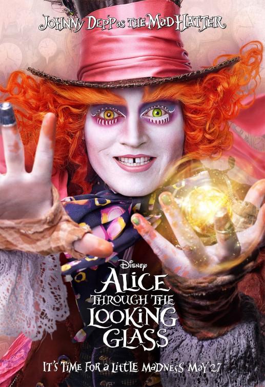 Alice Through The Walking Glass (2016)