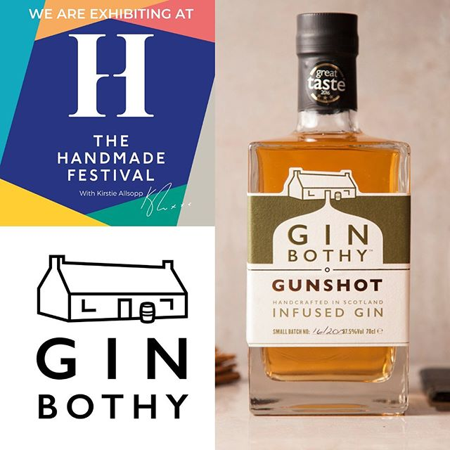It's all gearing up nicely for this weekend at @thehandmadefestival at Hampton Court Palace. You can find us, alongside some fantastic gin brands from all across the UK at The Gin Village. Not only will you be able to meet the folk behind The Gin Bothy, you'll be able to sample their wares, buy bottles to take home and enjoy a long drink at our Gin Village Bar.⠀ ⠀ Watch this space for a Meet the Maker post on @theginbothy and more announcements on the brands joining us next week!⠀ -⠀ -⠀ -⠀ #handmadefestival #ginbothy