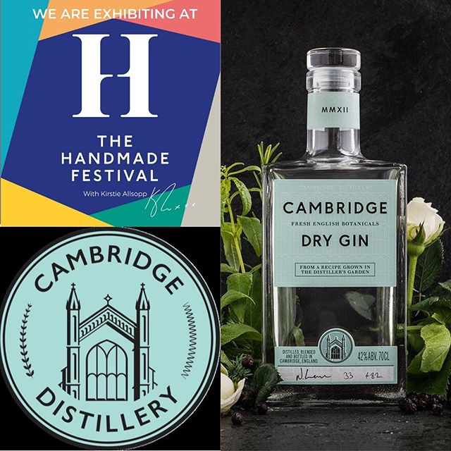 It's all gearing up nicely for this week's @thehandmadefestival at Hampton Court Palace. You can find us, alongside some fantastic gin brands from all across the UK at The Gin Village. Not only will you be able to meet the folk behind Cambridge Distillery , you'll be able to sample their wares, buy bottles to take home and enjoy a long drink at our Gin Village Bar. ⠀ ⠀ Watch this space for a Meet the Maker post on @cambridgegin and more announcements on the brands joining us next week!⠀ -⠀ -⠀ -⠀ -⠀ #thehandmadefestival #kirstyallsopp #handmadefair #ginvillage #ginbar #farreachesgin #gin #ginevents