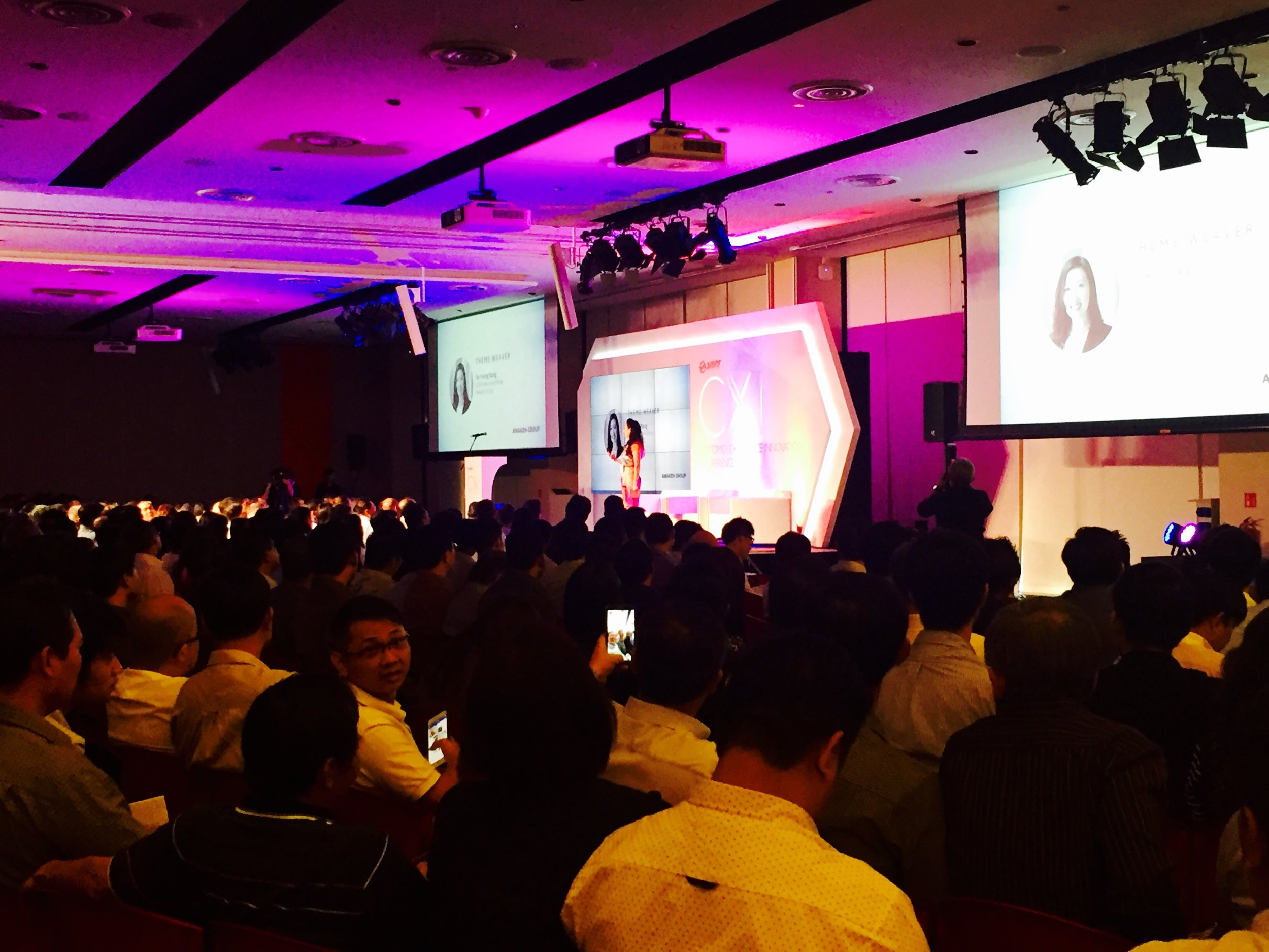 SMRT Customer Experience Innovation Conference
