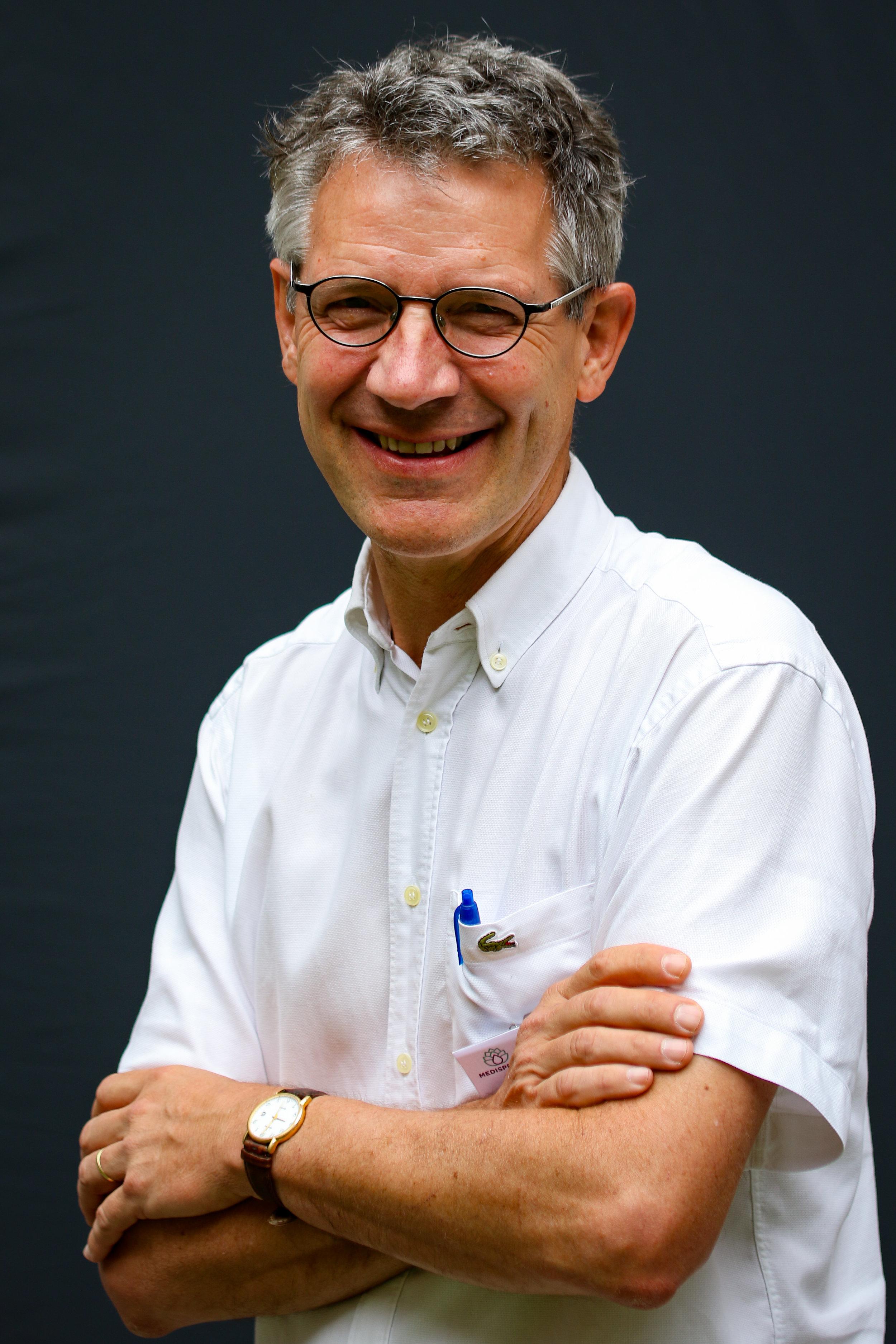 Trésorier - Dr. Alain-François Bleeckx