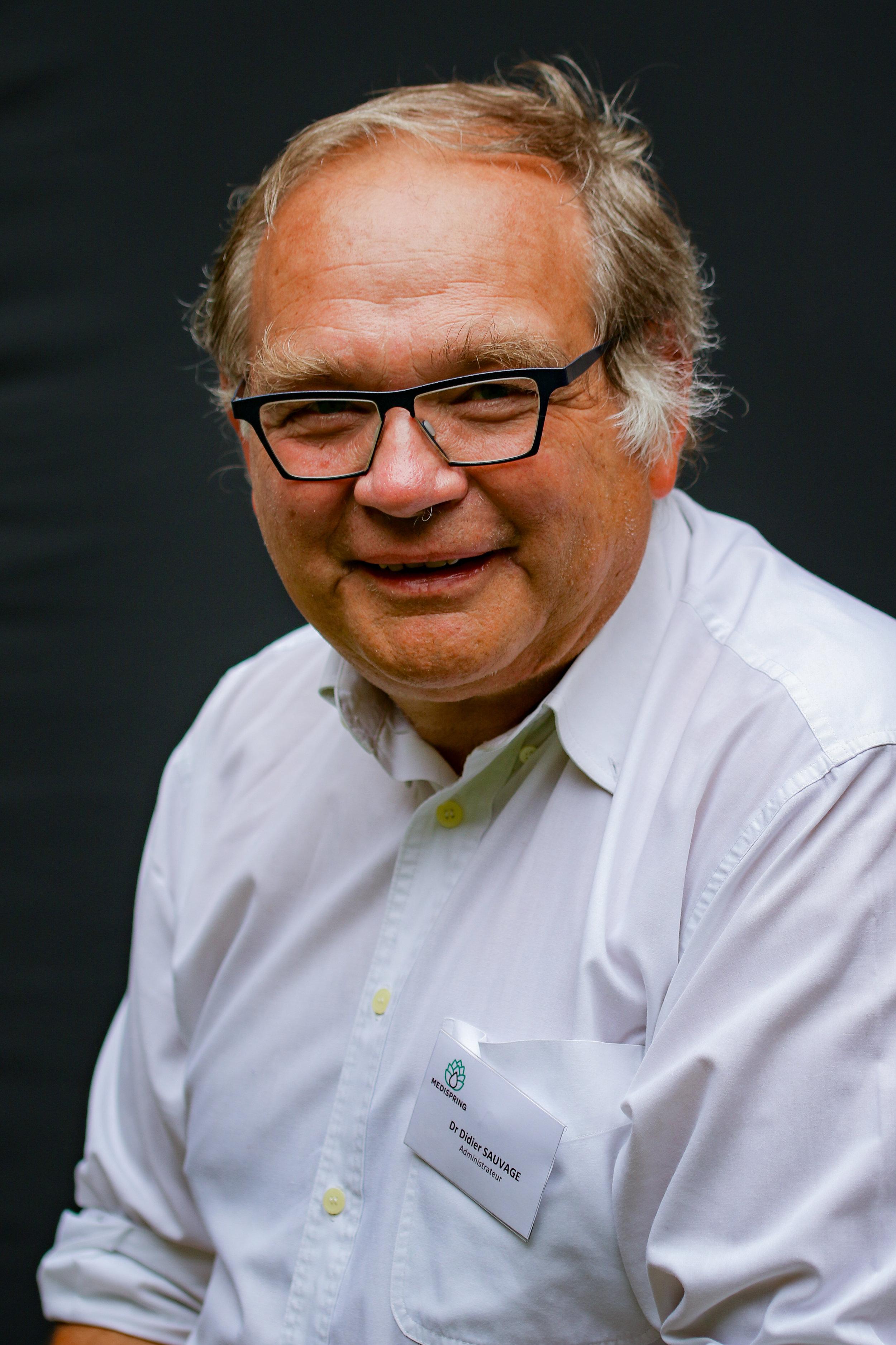 Dr. Didier Sauvage