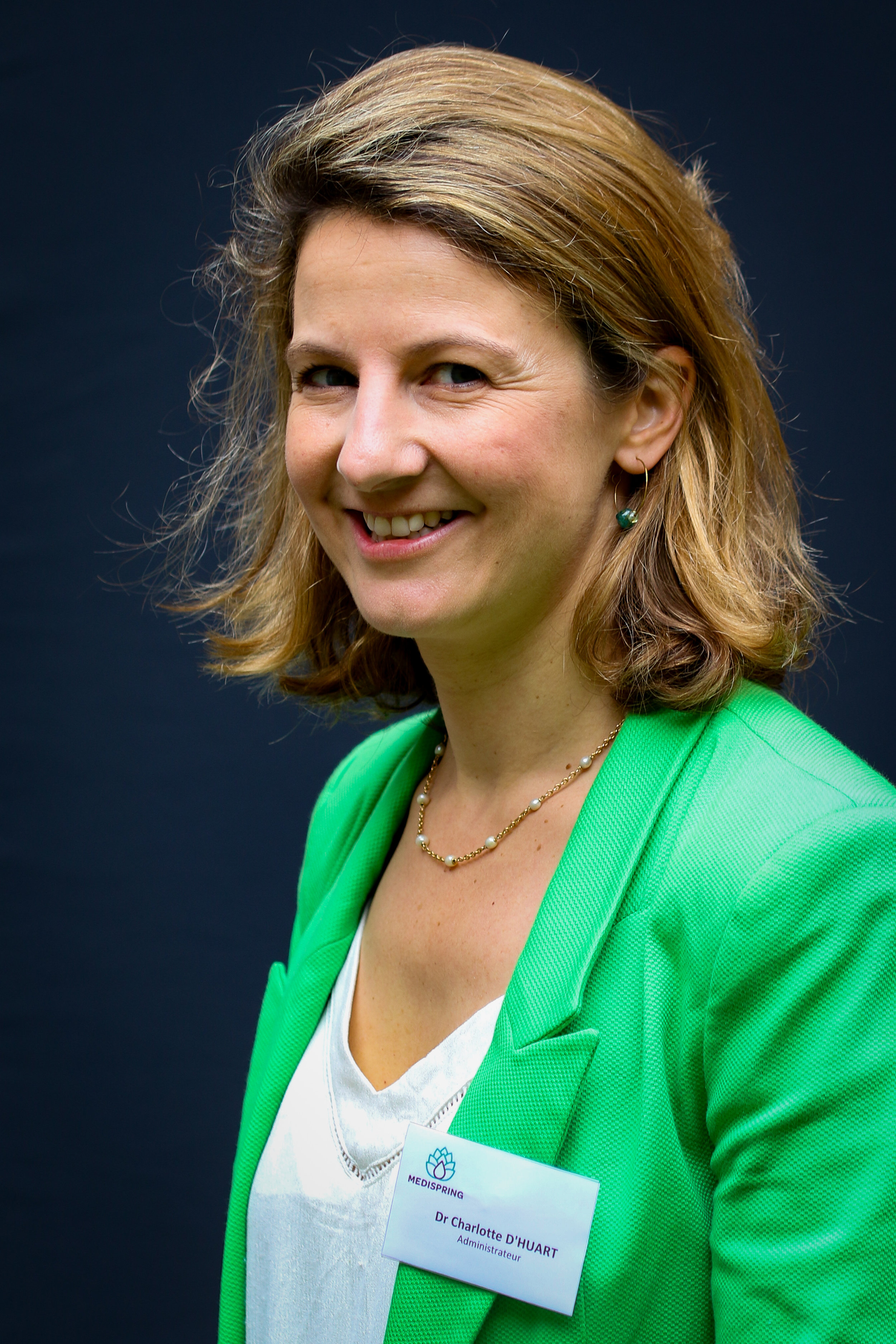 Dr. Charlotte d'Huart